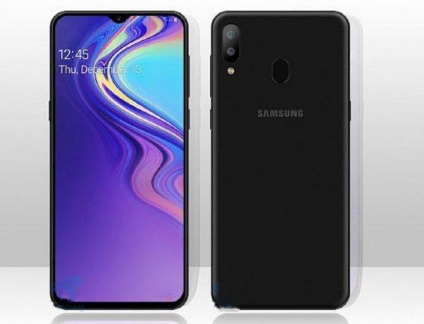 Samsung Galaxy M20 выпустят с аккумулятором на 5000 мАч