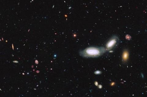 Ученый выдвинул новую теорию устройства Вселенной