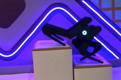 Китайские инженеры представили робота-паука