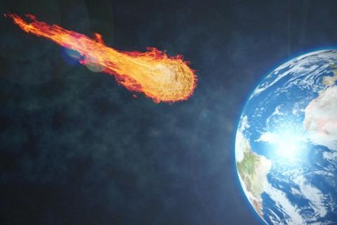 В России метеорит перекрыл реку: селам грозит подтопление