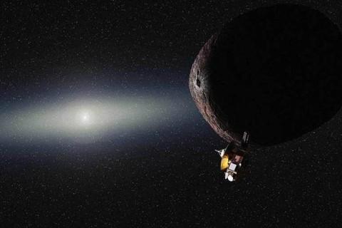 Впервые зонд NASA приблизился к границе Солнечной системы
