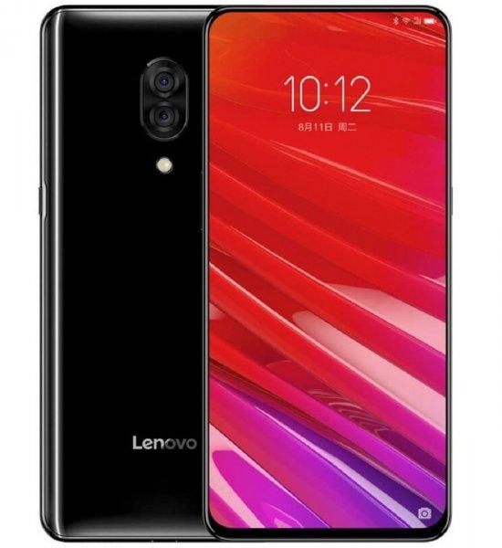 Появилась свежая информация о смартфоне-слайдере Lenovo Z5 Pro