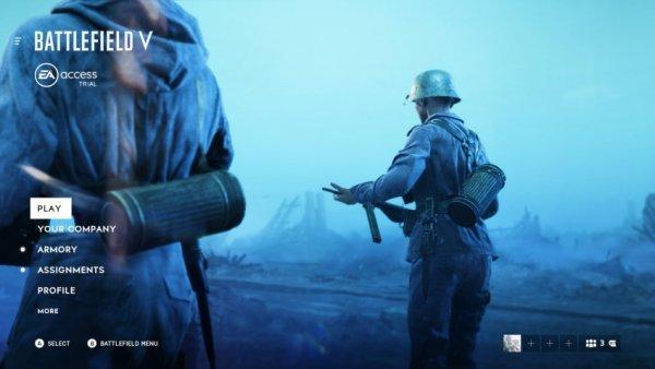 Появился видеоролик с геймплееем Battlefield V