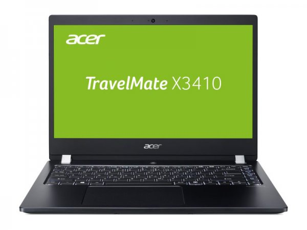 Состоялась презентация ударопрочного бизнес-ноутбука Acer TravelMate X3410