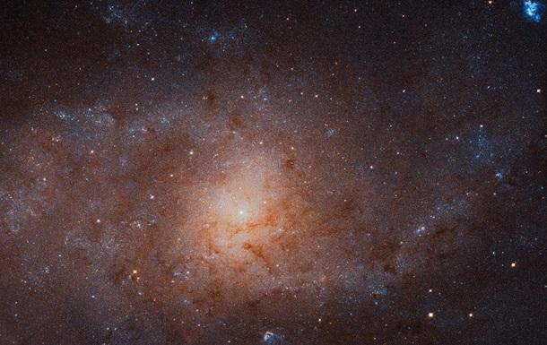 Телескоп Hubble сделал гигантский подробный снимок соседней галактики