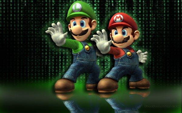 Сантехники Марио и Луиджи оказались братьями-трансгендерами