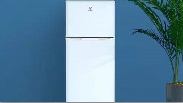 Xiaomi оценила свой холодильникYunmi 118L в 100 долларов
