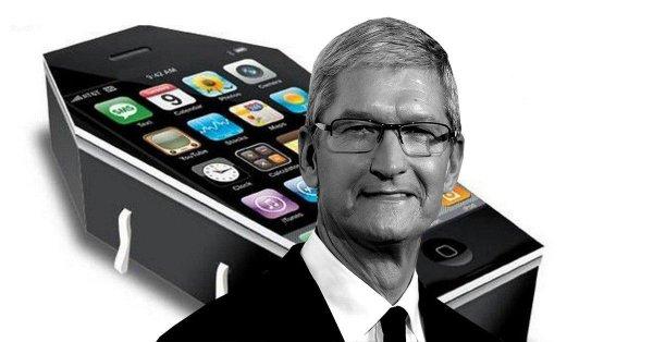 «Хорошая мина при плохой игре»: Apple снизит цены на айфоны. Второй раз за свою историю