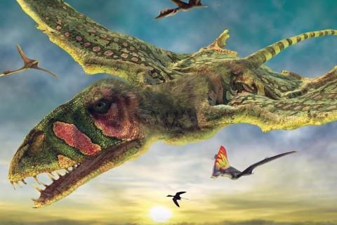 В Великобритании ученые обнаружили неизвестный вид летающего динозавра