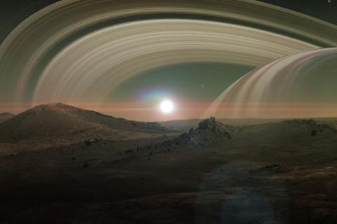 NASA планирует отправить зонд на самый большой спутник Сатурна