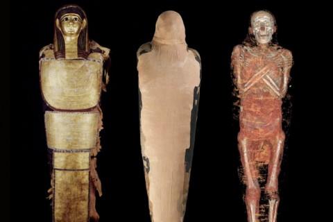 Ученые установили личность древнеегипетской мумии