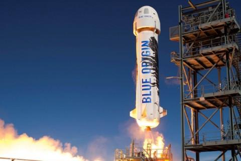 Blue Origin запустит людей в космос к концу года