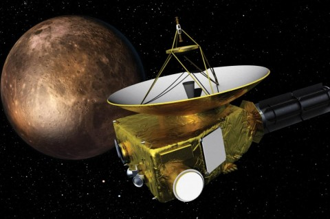 Зонд NASA сделал первое четкое фото
