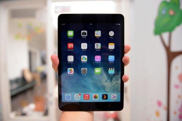 Новый iPad mini выпустят в старом дизайне