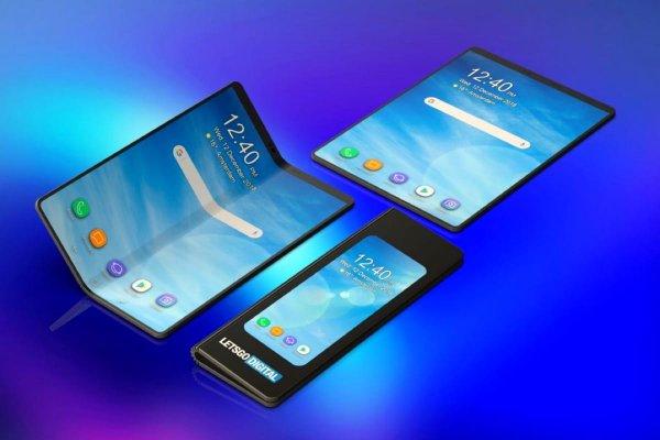 Хитросделанные: LG будет «шпионить» за успехом Galaxy X у пользователей