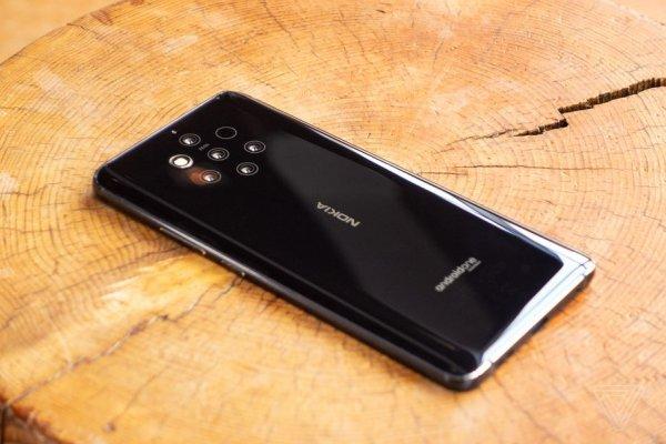 Nokia анонсировала новый флагман с пятью камерами
