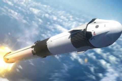 NASA перенесло запуск Crew Dragon к МКС