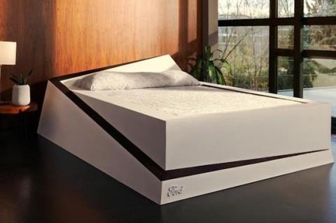 Создана кровать, которая не позволяет человеку