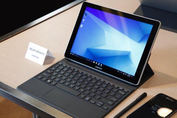 Прошло представление планшета Galaxy Book 2 от Samsung