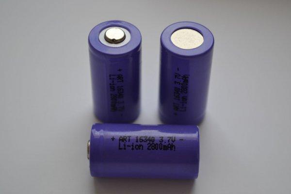 Впервые литий-ионный аккумулятор был создан на 3D-принтере