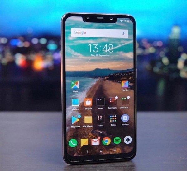 Бюджетный Xiaomi Pocophone F1 Lite засветился в бенчмарке