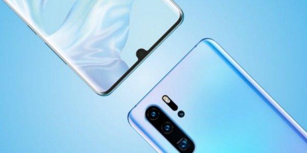 В Сеть слили снимки нового смартфона Huawei P30 Pro