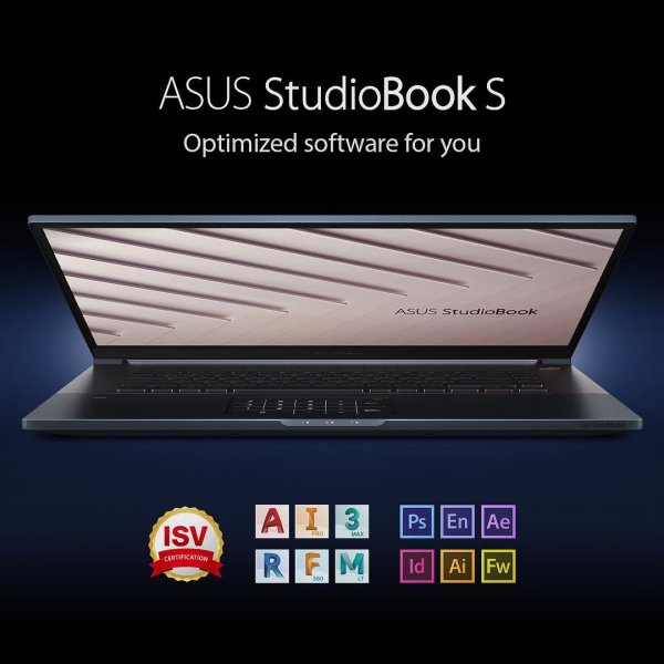 «Убийца» Apple MacBook Pro: ASUS готовится к продажам StudioBook S