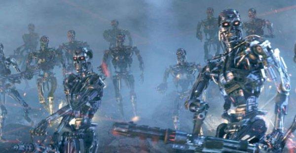 Они не смотрели «Терминатор»? Инженеры учат «умных» роботов создавать себе подобных