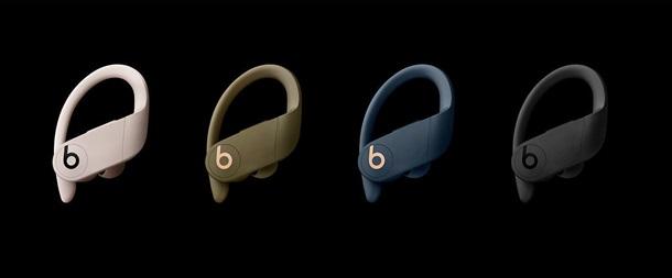 Компания Apple презентовала беспроводные наушники Beats