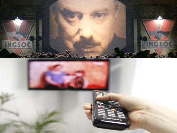 «Большой брат следит за тобой»: Роскомнадзор возьмет под контроль кабельное ТВ