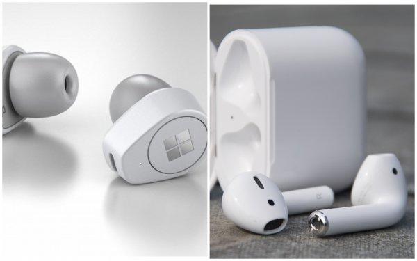 «Убийца» AirPods: Microsoft разрабатывает собственные беспроводные наушники с шумоподавлением
