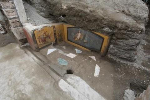 Древнеримский фастфуд: в Помпеях обнаружили руины закусочной