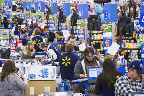 Walmart совместно с Google запустит сервис