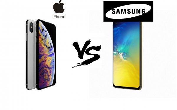 Samsung против Apple: Эксперты сравнили Galaxy S10 и iPhone XS – победитель назван
