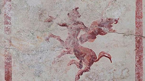 Археологи нашли тайную комнату во дворце императора Нерона