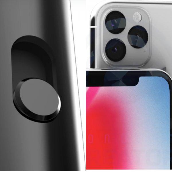 Инсайдеры опубликовали рендеры iPhone 11