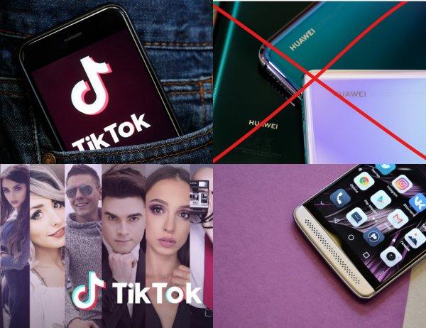На смену Huawei: Владелец TikTok объявил о создании собственного смартфона