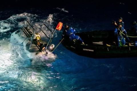 Ученые обнаружили пластик на дне Марианской впадины