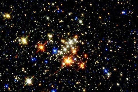 Астрономы нашли новую аномальную звезду
