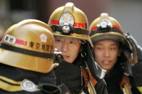 Японцы создали отряд роботов-пожарных