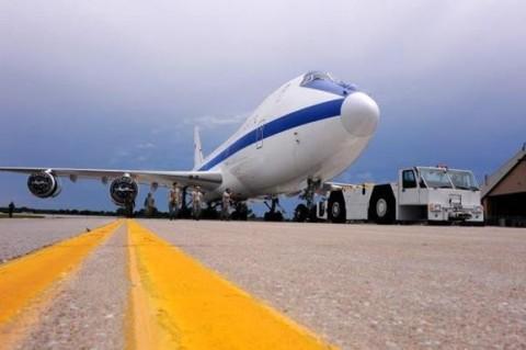 В США продемонстрировали интерьер самолета Судного дня