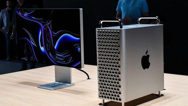 «Встречайте – тёрка!»: В сети подняли на смех новый Mac Pro от Apple