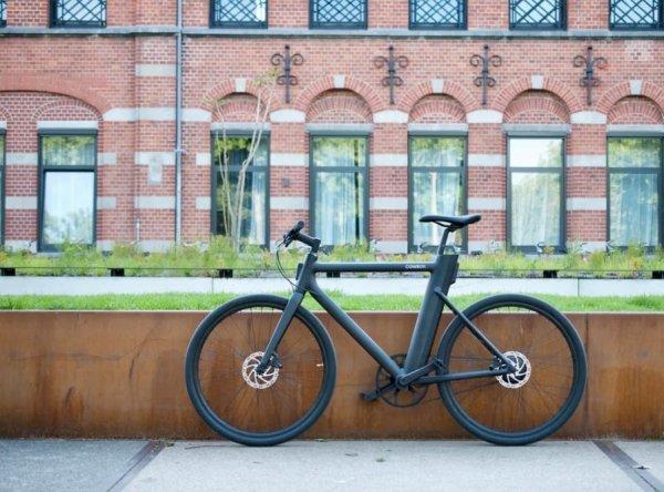 Дешевле на метро: Первый электро-велосипед со съёмным аккумулятором обойдётся в $2000