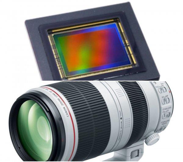 Новое поколение: Canon анонсировал датчик изображения на 120 мегапикселей