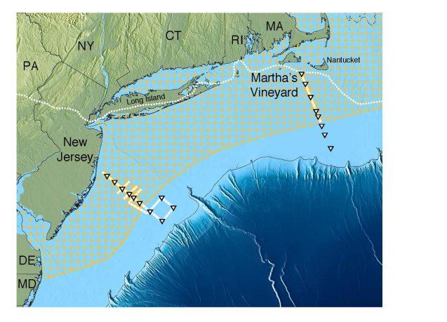 Ученые нашли на побережье США гигансткие подземные запасы пресной воды