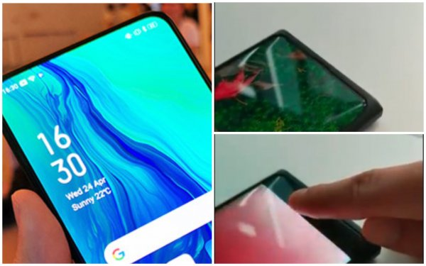 Камера под дисплеем: Oppo и Xiaomi спрятали «фронталку»