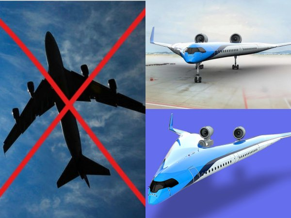 Эксперты: вместительный V-образный самолёт получит пассажирские сиденья в крыльях