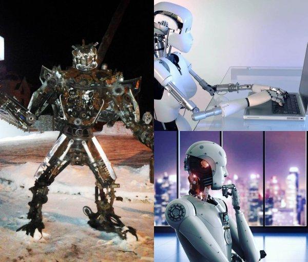 Революция роботов: Сможет ли искусственный интеллект поработить людей?
