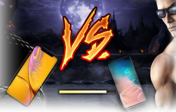 Битва «обрезанных» флагманов: эксперты сравнили камеры iPhone 11XR и Galaxy S10e