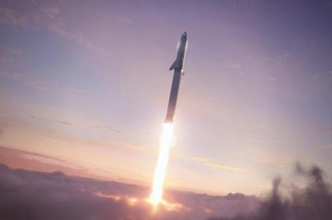 В SpaceX озвучили сроки запуска коммерческой миссии Starship